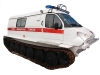 ГАЗ-34039 Ирбис медицинский
