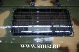 Защита стекол на ГАЗ-34039 Ирбис